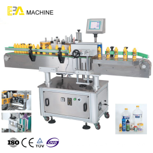 Single Side Label Adhesive Sticker Labeling Machine