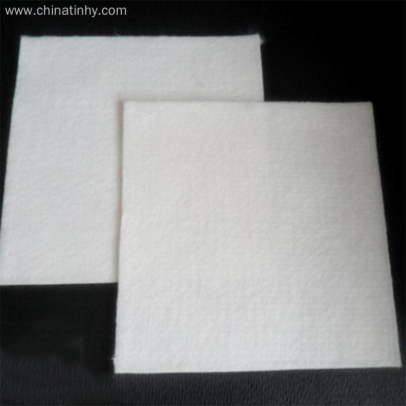 Suitable for Separation PP/PET Material Non Woven Geotextile