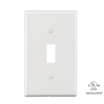 Household American Plastic Led Light Switch Plate