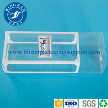 Factory Price for Manufacturer of Triangle Foldable Boxes Packaging in China Unique Fashinable Plastic Packaging for Delicate Products supply to Albania Supplier