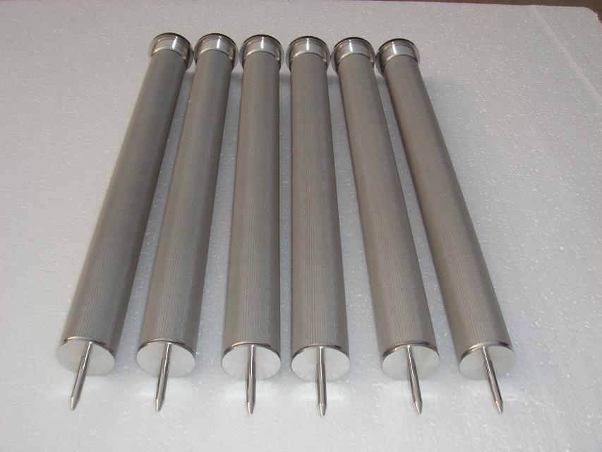 Sintered Stainless steel 5-layer Wire mesh Filter