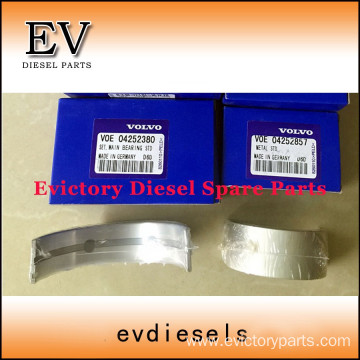 VOLVO engine D4E bearing crankshaft con rod conrod
