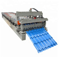 Metal Glazed Roof Tile Forming Machine