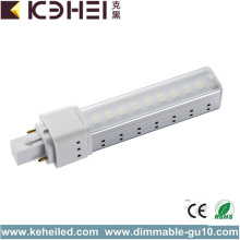 10W G24 LED Tubes 4 Pins PL Lights