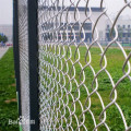 Hot Dipped Chainlink Fence For School Sport