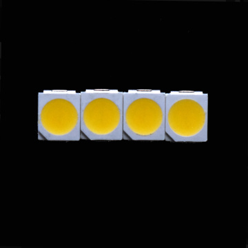 3528 SMD Warm White LED 3000K 8LM