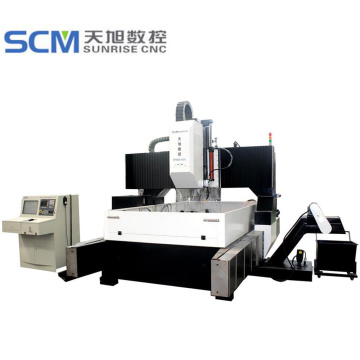 High Speed Tube Sheet CNC Drilling Machine