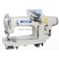 Direct Drive Top and Bottom Feed Chain Stitch Sewing Machine