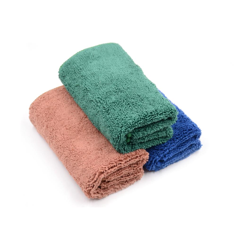 Multi Color Multifunction Standard Size Microfiber Household Cleaning Towel