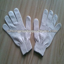 String Stickade Polycotton Handskar