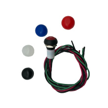 Quality for Waterproof On Off Switch Self Lock Waterproof Push Button Switches With Wire supply to India Manufacturers