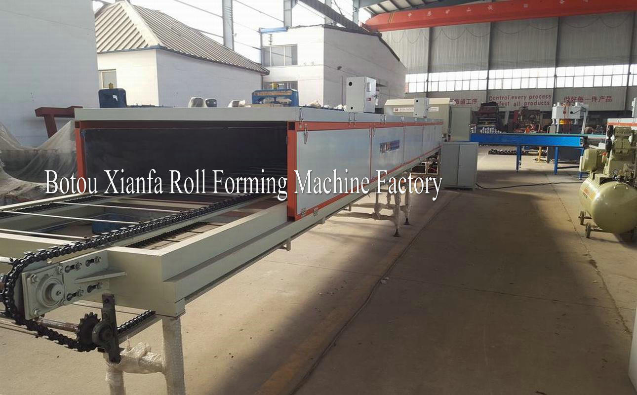 vermiculite making machine