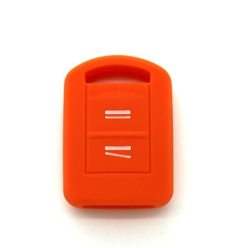 Cute little silicone car key cover for Opel