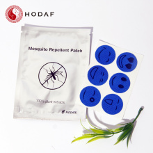 Free sample for for Insects Mosquito Repellent Patch Highly recommend repellent mosquito plaster or patches export to Brazil Manufacturer