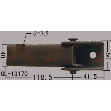 Lorry Truck Door Hinge with Pins