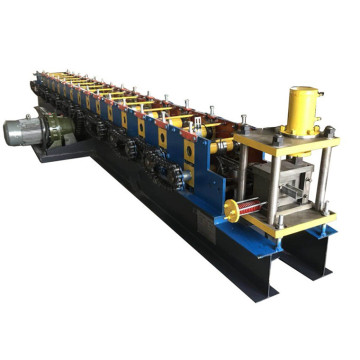 New C purlin making machine