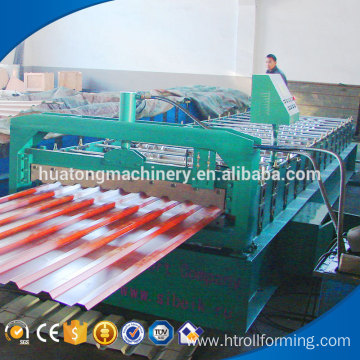 Top quality roof tile machine from china