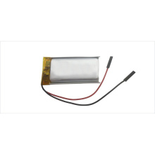 lipo battery 3.7v 400mah for led cap light