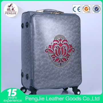 Durable and Lightweight Printed Personalized Luggage