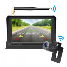Front Rear View Parking Camera System