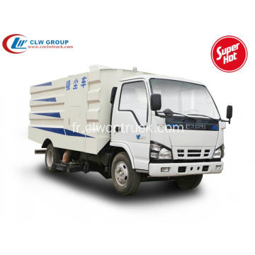 2019 HOT SALE ISUZU 5cbm camion balayeuse