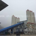 Mobile type Touch Panel mini mobile concrete batching plants turkey