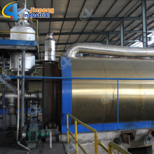 China for Rubber Pyrolysis Recycling Plant More Oil Output Pyrolysis Tire Recycling System export to Aruba Importers