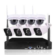 Best Quality for Security Cctv Camera Security Wireless camera System 12V 1080P CCTV Price export to Switzerland Importers