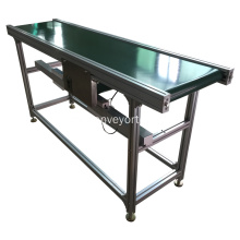 Professional portable mobile belt conveyor system