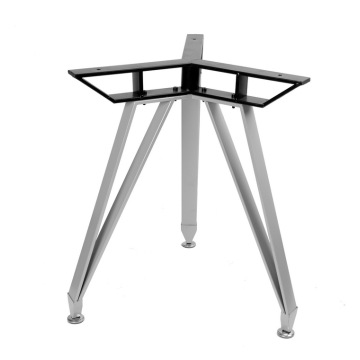 Removable Three Feet Stainless Steel Table Frame