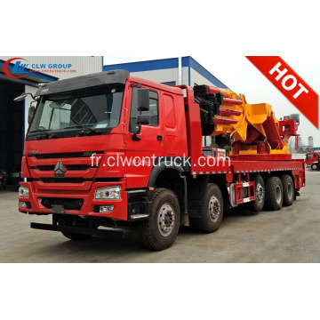 2019 New Sale Heavy Duty 120T Crane Truck