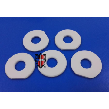OEM alumina ceramic insulator ignition industrial eyelet