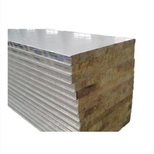 Quality for Rock Wool Sandwich Panels rock wool sandwich  panel for building supply to Portugal Suppliers