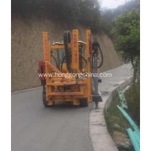 Traffic Barrier Driving Machine