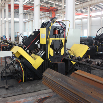 TADM3635 High speed Automatic Angle Drilling Marking Line