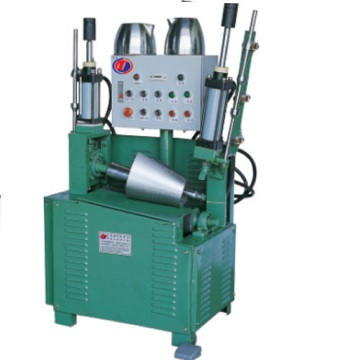 Automatic edge coiling machine