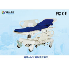 Luxury hydraulic stretcher for hospital