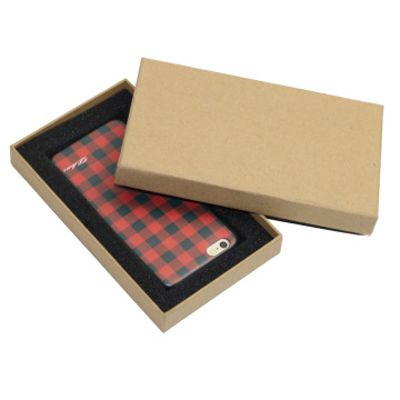 Customized Paper Mobile Phone Case Box Packaging