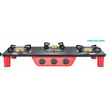 Prestige Breeze Gas Table 3 Burners