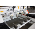cnc four heads router for round materials