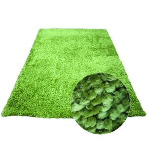 Polyester Shaggy Rug Thick yarn