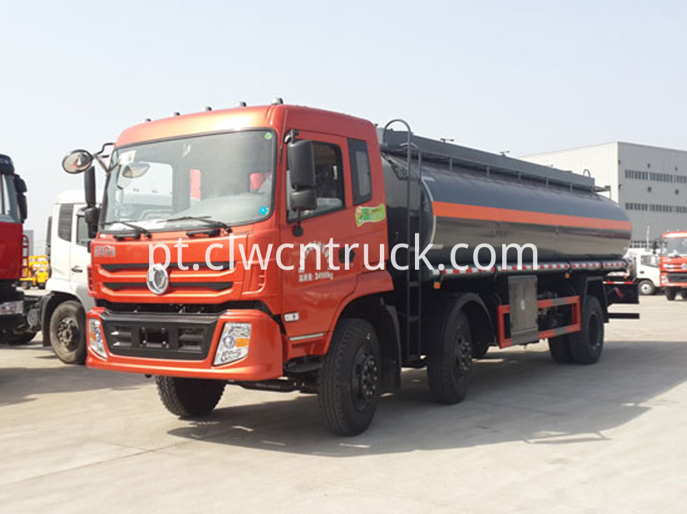 Fuel transport truck 4