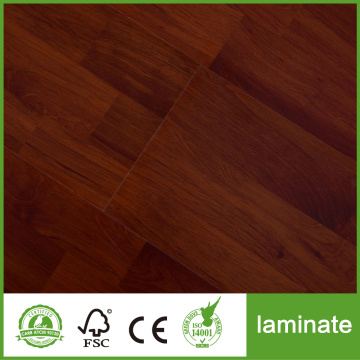 HDF AC4 Laminate Flooring with Antinoise Pad