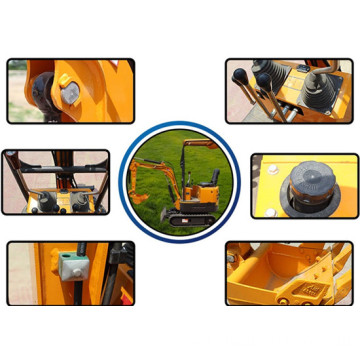 HX16 excavator for sale bobcat mini excavator