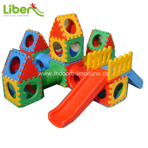 Online Manufacturer for for Cheap Plastic Playhouse children indoor playhouse for sale export to Belize Manufacturer