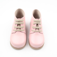 China for Baby Boots Moccasins Wholesale Genuine Baby Leather Boy Girl Boots supply to India Factory