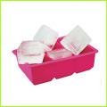 Wholesale 6-Cavity Silicone Ice Cube Tray