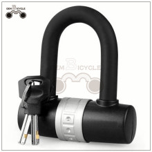 U-shaped anti-theft bicycle motor bike disc lock for sale