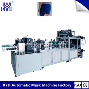 Non woven Examination Pants Making Machine