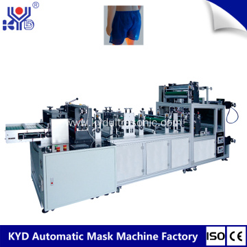 Automatic Pants Making Machine